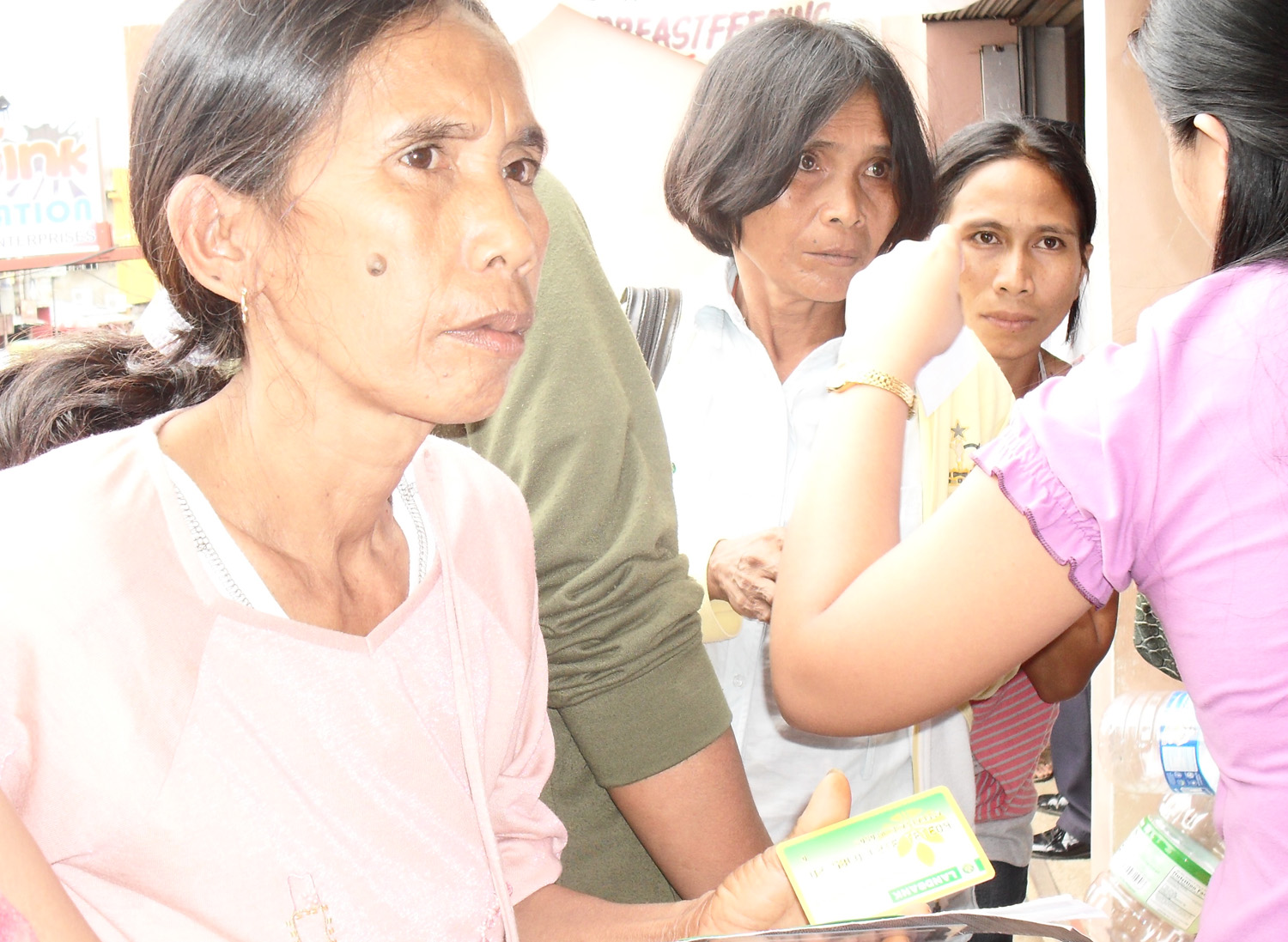 Conditional Cash Transfer recipient Manang Nida from Capinonan